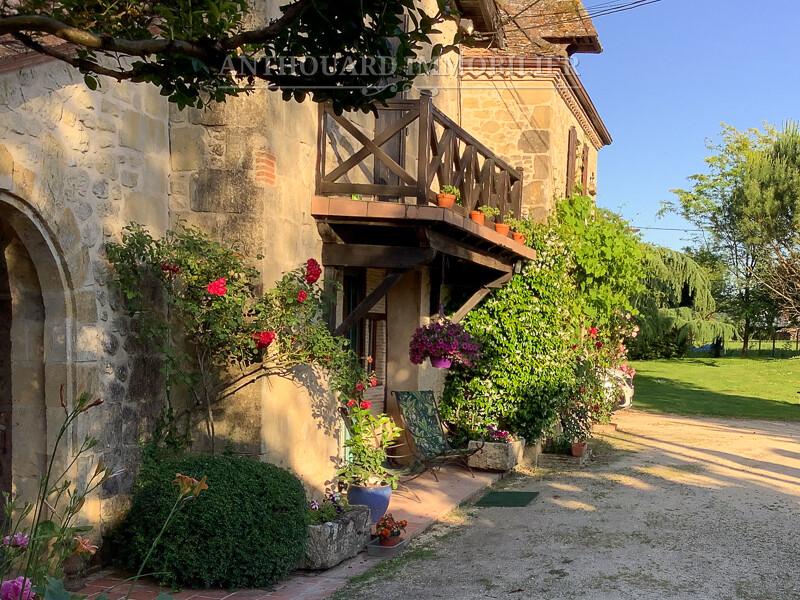 Anthouard Immobilier Ref. 97 Propriété à vendre en Dordogne, proche de Bergerac en Perigord-36